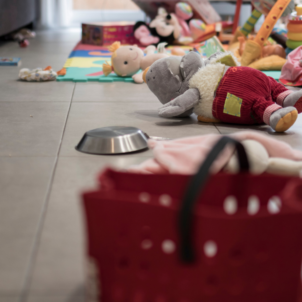 Less is more when it comes to toys. How many toys should a child have?
