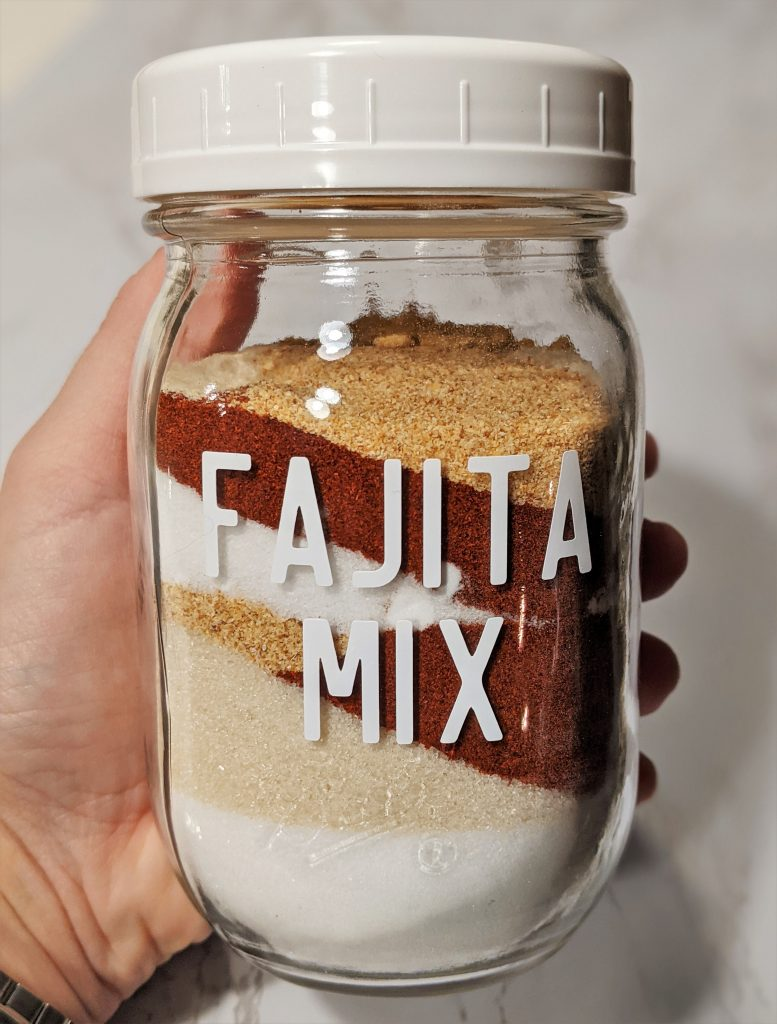 How to make fajita seasoning the entire family will enjoy. You're going to want to prep a batch of this mix!