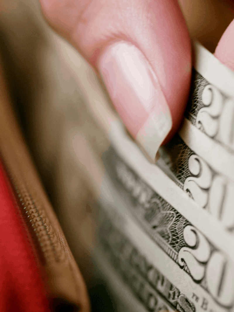 Saving money is hard, but doing so has so many benefits. These 11 Tips for how to stop spending money can help you meet your savings goals!