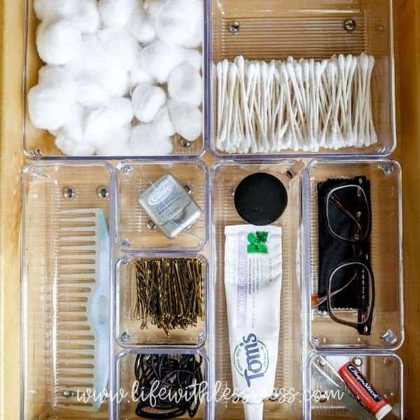 Need help taming the chaos? Life with Less Mess offers hands-on organizing services.
