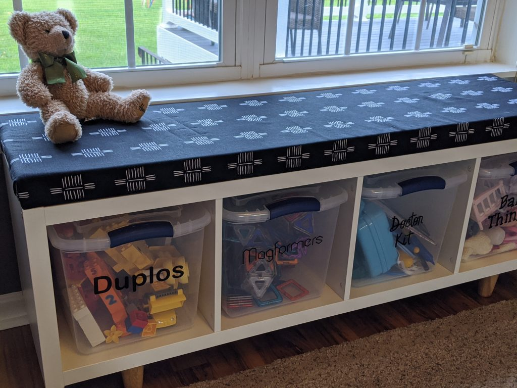 Toy Rotation - Toys in-use