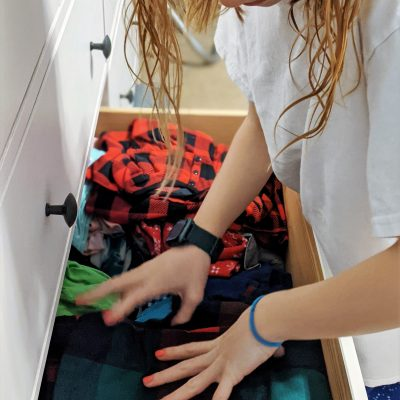 kids laundry - age by age guide